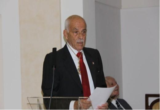 Solemne Sesión Necrológica en Memoria del Excmo. Sr. D. Salvador Rivas Martínez