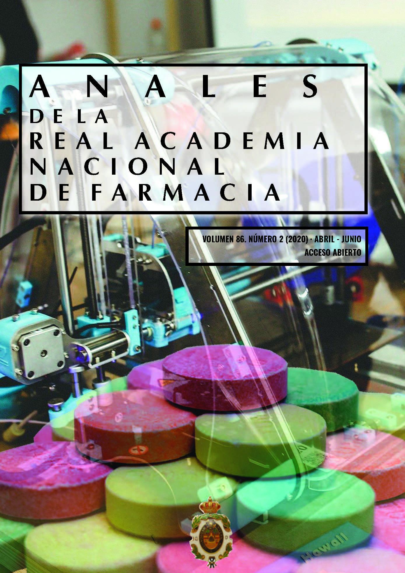 Anales de la Real Academia Nacional de Farmacia, 86(3): 2020.