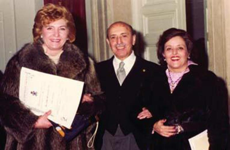 Obituario. Ilma. Sra. Dª. Evangelina Palacios Alaiz