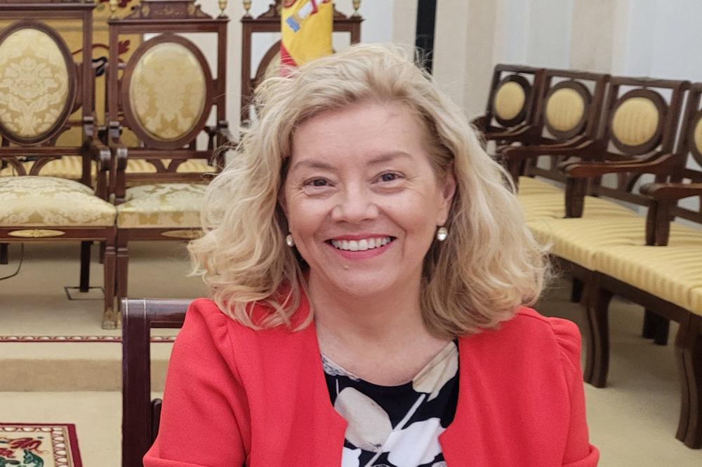 La Dra. Marcela González Gross ingresa en la RANF