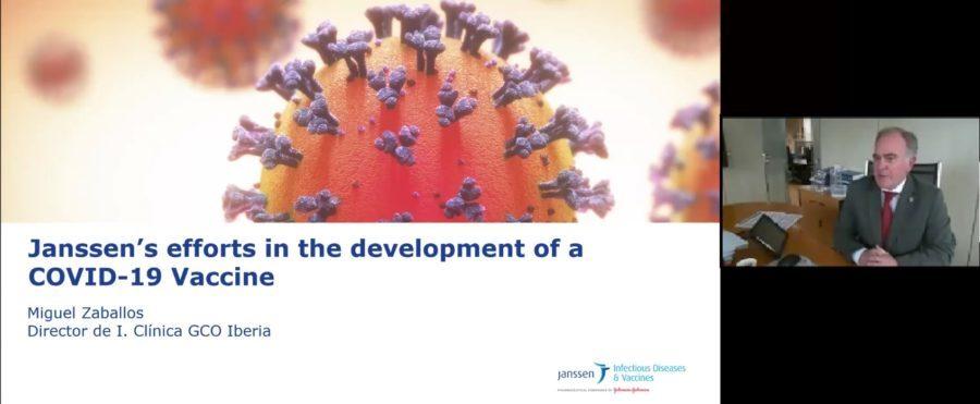 Génesis y contribución española al desarrollo de la vacuna de Janssen frente al SARS-CoV-2