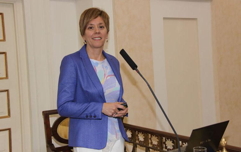 Ilma. Sra. Dña. María Soledad Soengas nueva académica correspondiente